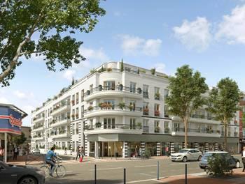Appartement 3 pièces 62,01 m2