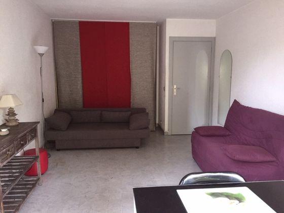 Location studio 29,06 m2