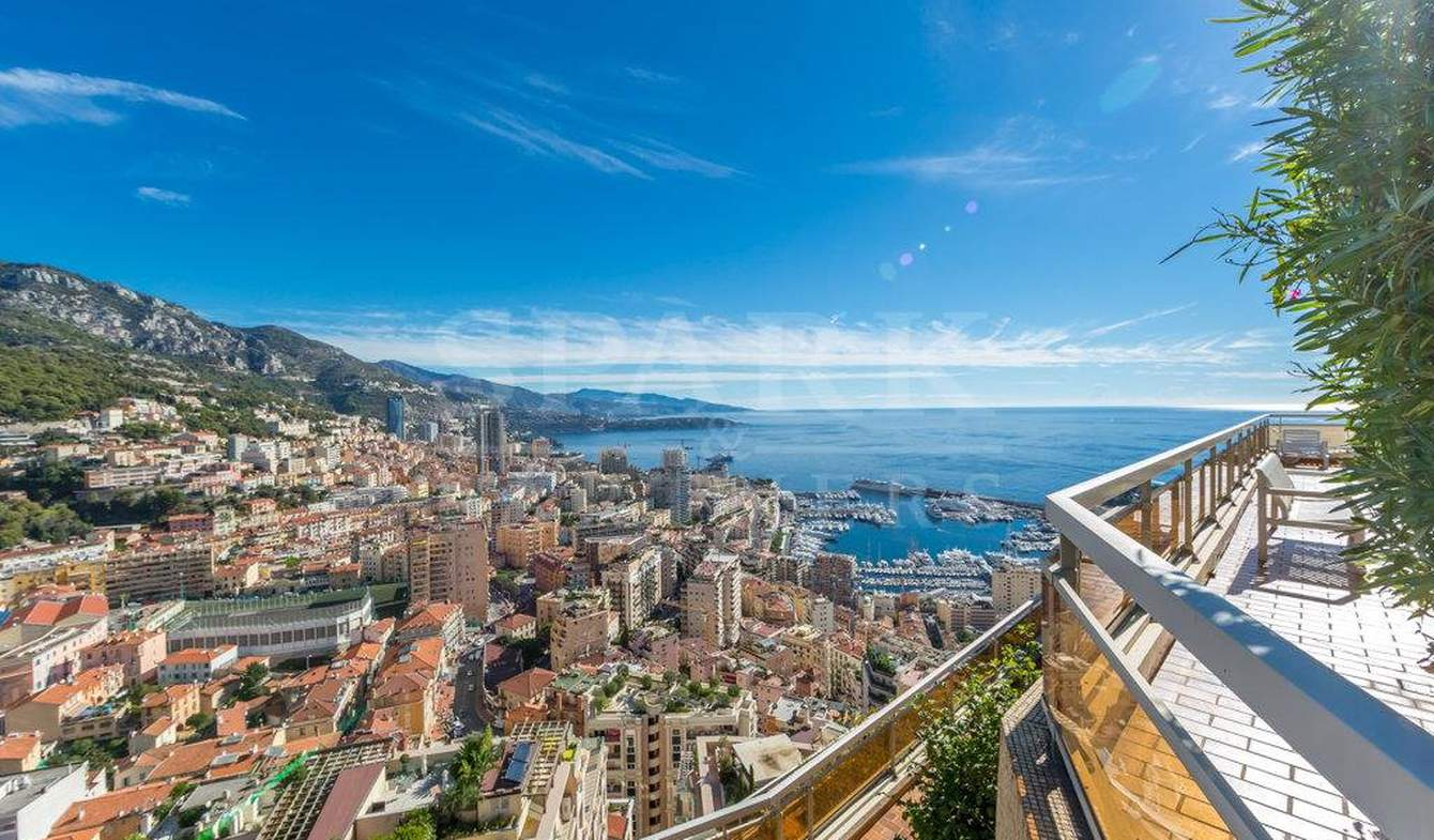 Appartement avec piscine Monaco