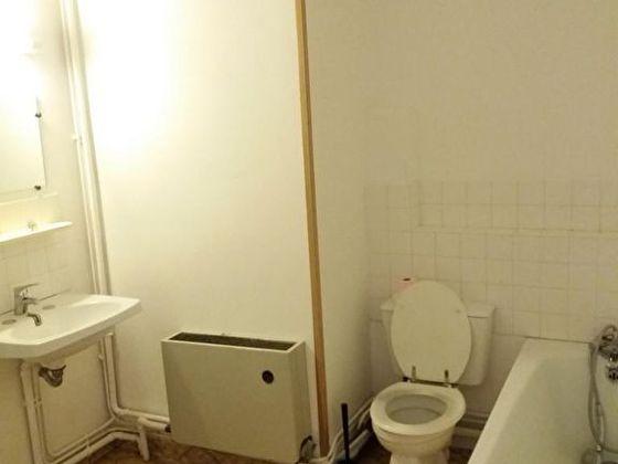 Location studio 51,49 m2