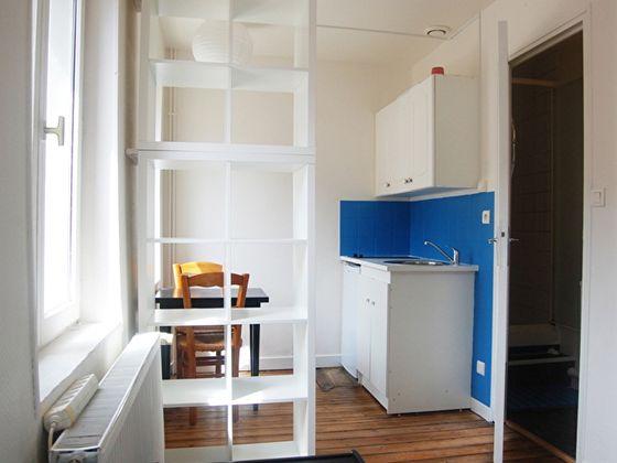 Location studio meublé 14 m2