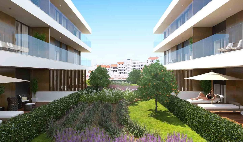 Appartement contemporain avec terrasse et piscine Albufeira