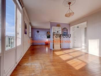 Appartement 5 pièces 71,84 m2
