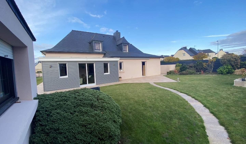 Maison avec terrasse Trégueux