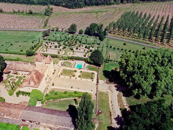 Vente château 18 pièces 750 m2 à Bordeaux