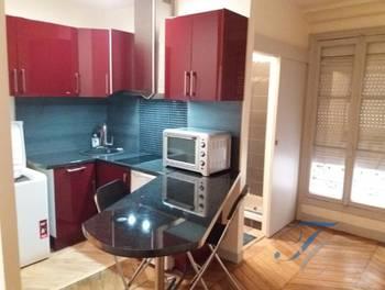 Appartement meublé 2 pièces 31,1 m2