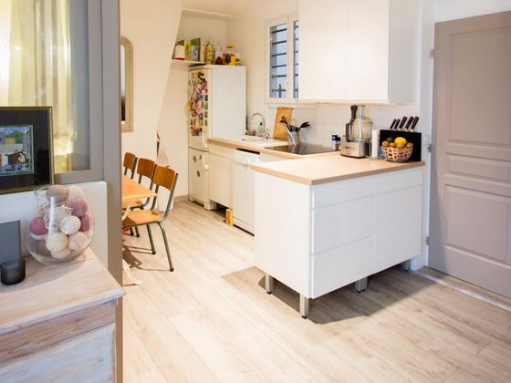 Vente appartement 3 pièces 43,5 m2