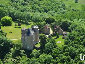 Château 11 pièces 900 m2