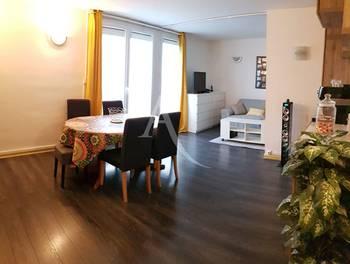 Appartement 4 pièces 66,18 m2