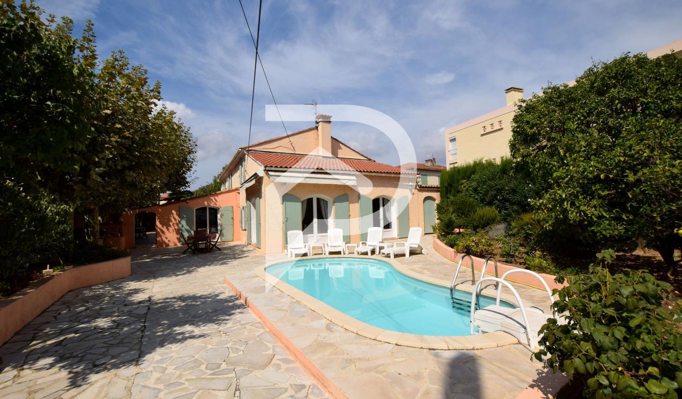 Villa avec terrasse Les sablettes