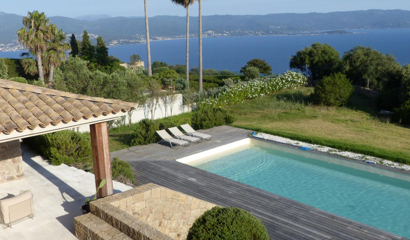 Property with pool Ajaccio