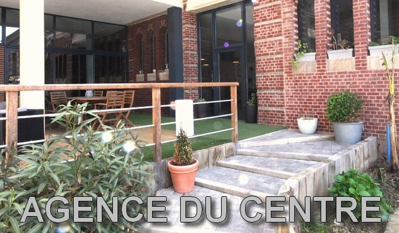 House with terrace Fécamp