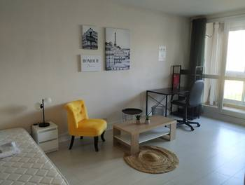 Studio meublé 17,97 m2