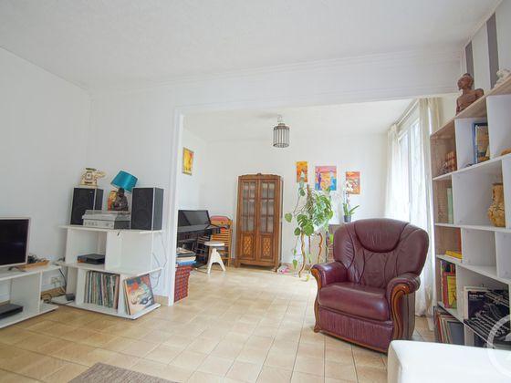 Vente appartement 4 pièces 62,74 m2