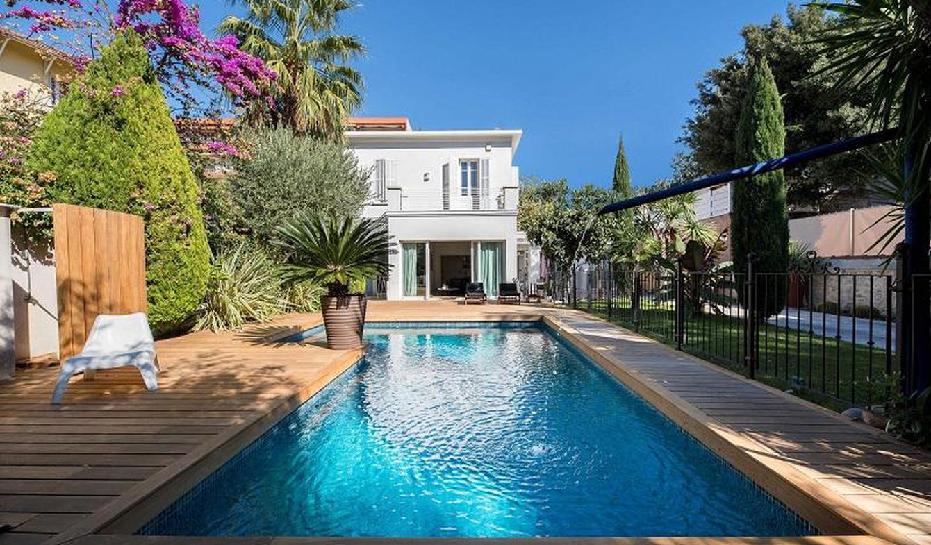 Villa avec piscine Marseille 8ème