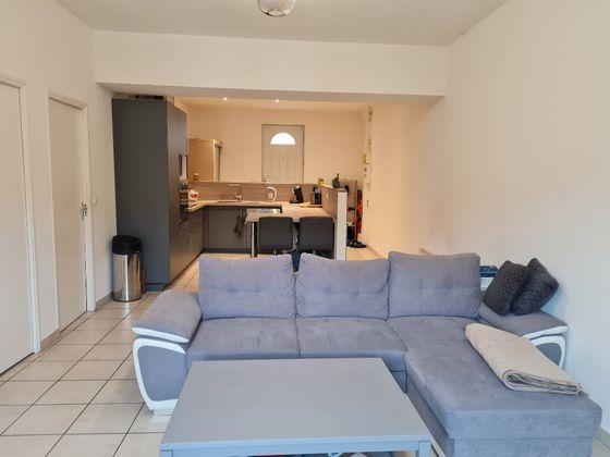 Vente appartement 2 pièces 59,4 m2
