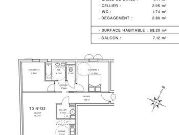 appartement à Plan-de-la-Tour (83)