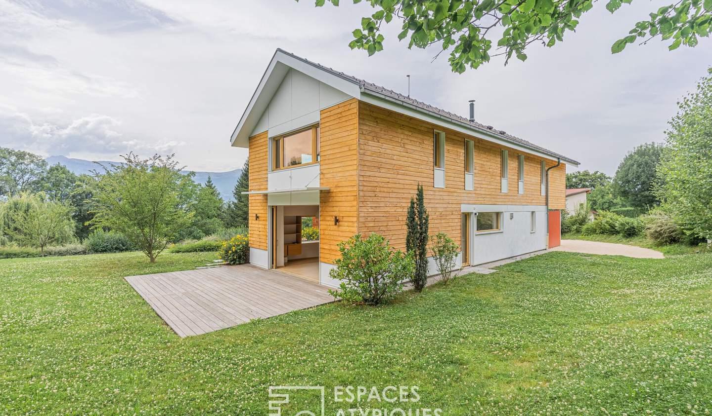 House with terrace Brié-et-Angonnes