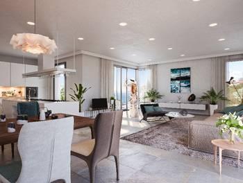 Appartement 3 pièces 75,88 m2