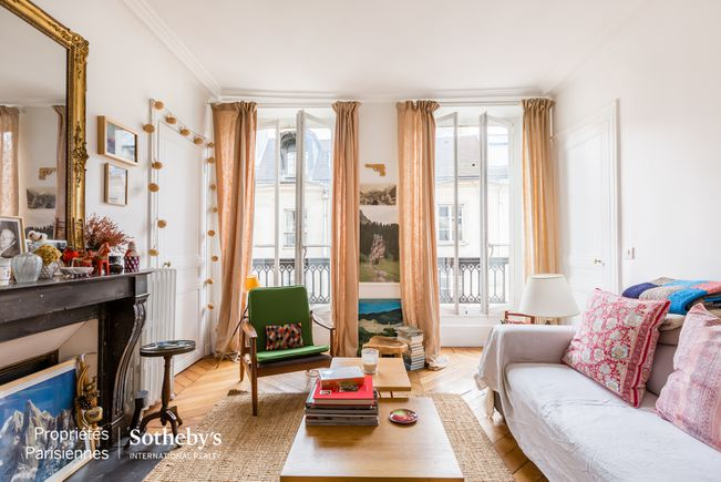 Appartement, Paris 6e
