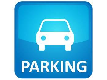 Parking 10,4 m2