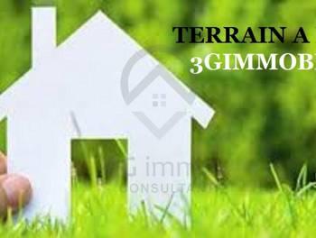 Terrain 1095 m2