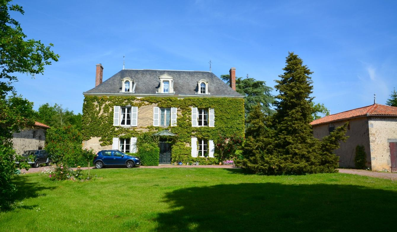 Maison Saint-Varent
