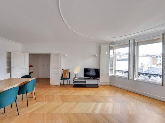 Location appartement meublé 4 pièces 97,01 m2