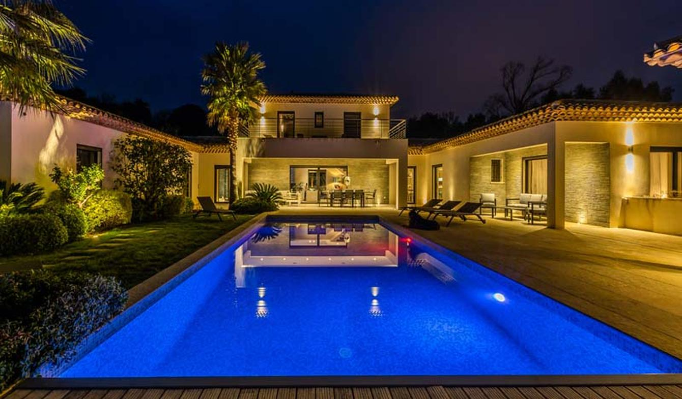 Villa with pool and garden Plan-de-la-Tour
