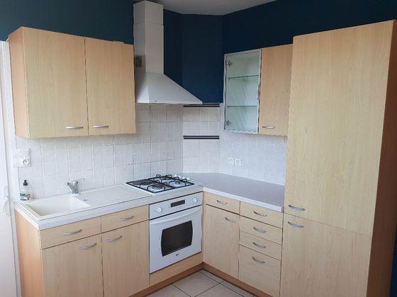 Location appartement 3 pièces 60,84 m2
