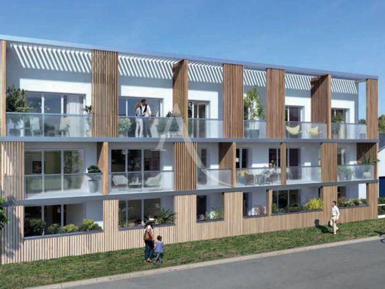 Vente appartement 3 pièces 54,44 m2