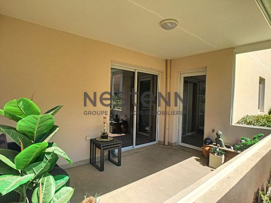 Vente appartement 2 pièces 44,58 m2