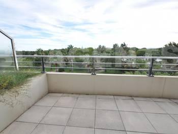 Appartement 2 pièces 55,36 m2