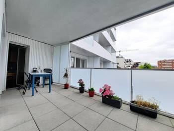 Appartement 2 pièces 51,3 m2