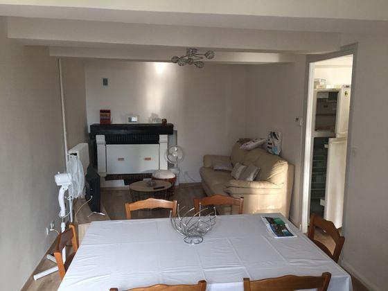 Location appartement meublé 4 pièces 81,71 m2