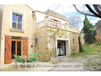 Vente de Maisons à Laudun l Ardoise (30) : Maison à Vendre