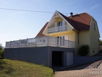 Maison 7 pièces 124 m2