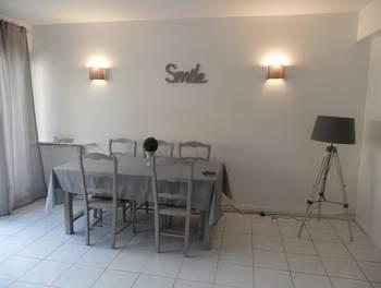 Appartement meublé 3 pièces 72,09 m2
