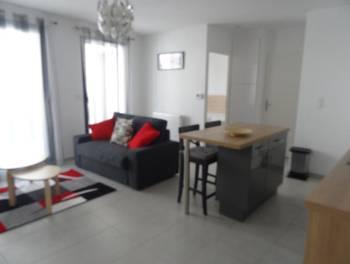 Appartement meublé 2 pièces 41,92 m2