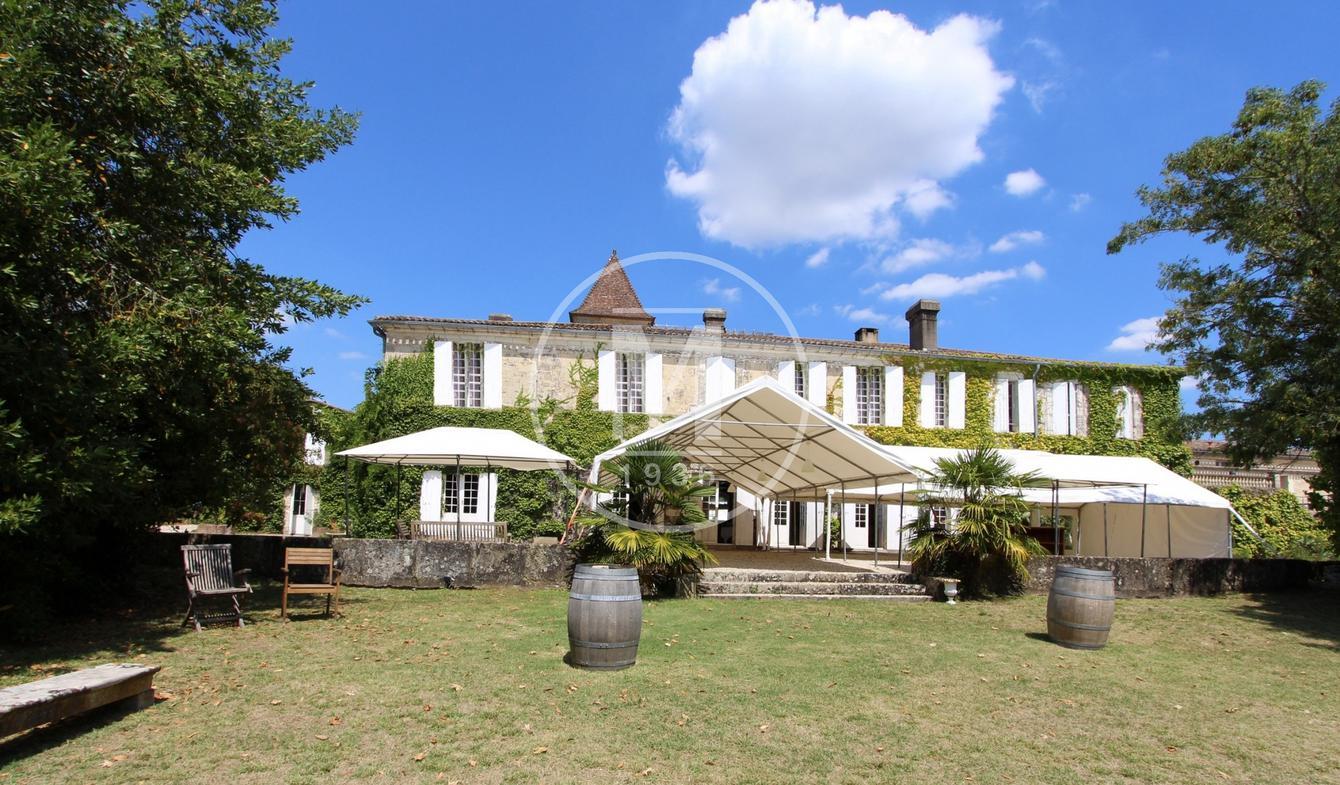 Castle Bordeaux