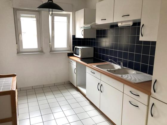 Vente appartement 2 pièces 57,54 m2