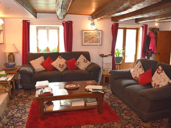 Vente maison 9 pièces 163 m2