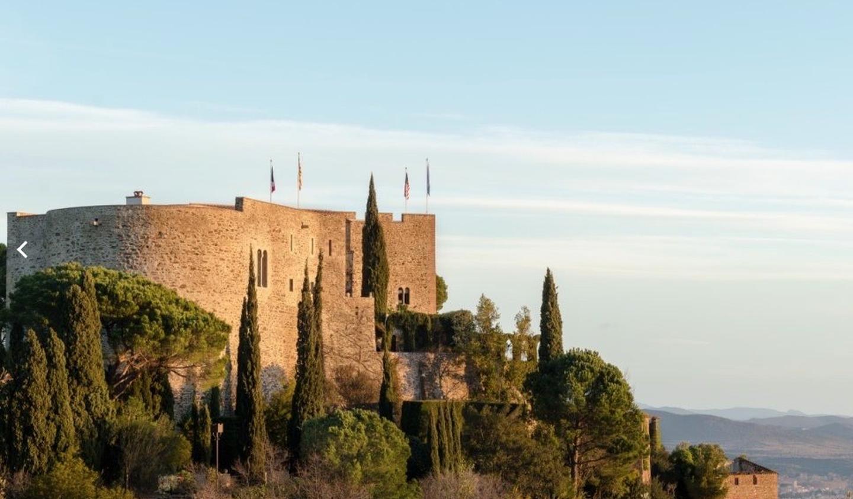 Castle Perpignan