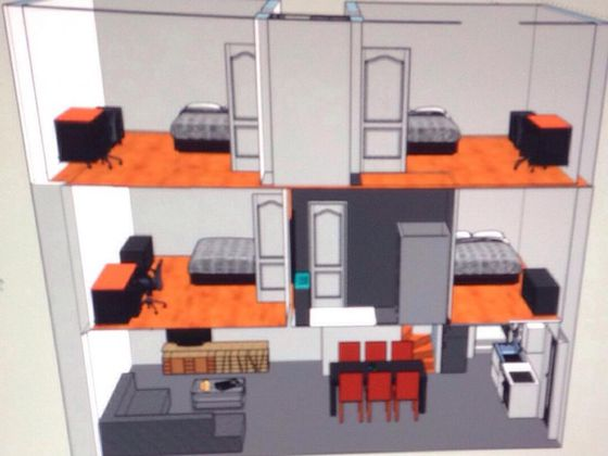 Location maison 5 pièces 95 m2