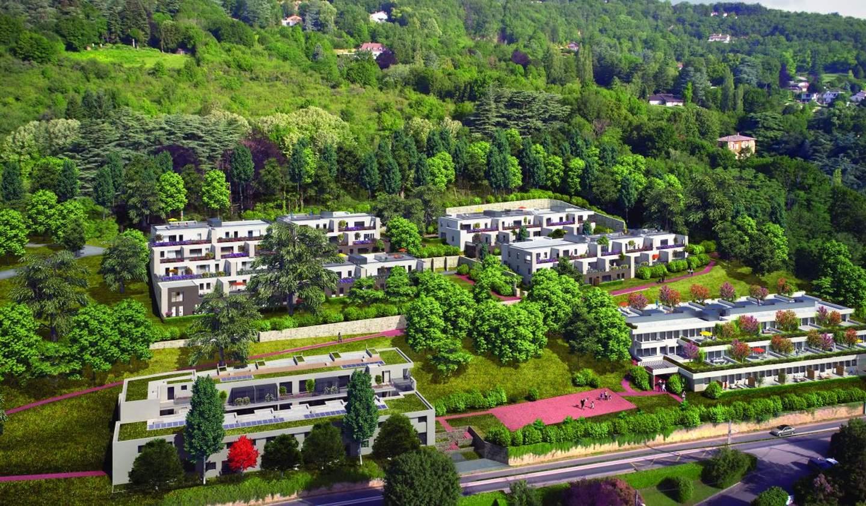 Apartment with terrace Saint-Cyr-au-Mont-d'Or