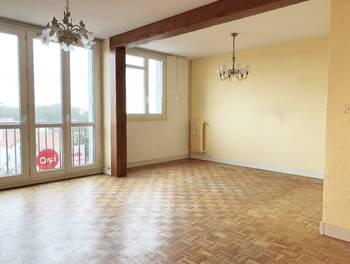 Appartement 3 pièces 71,89 m2