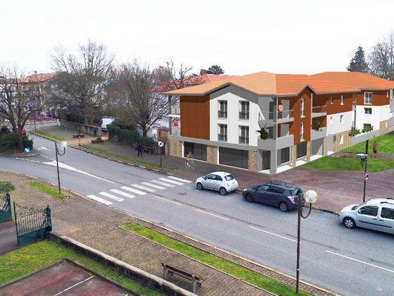 Vente appartement 3 pièces 62,8 m2