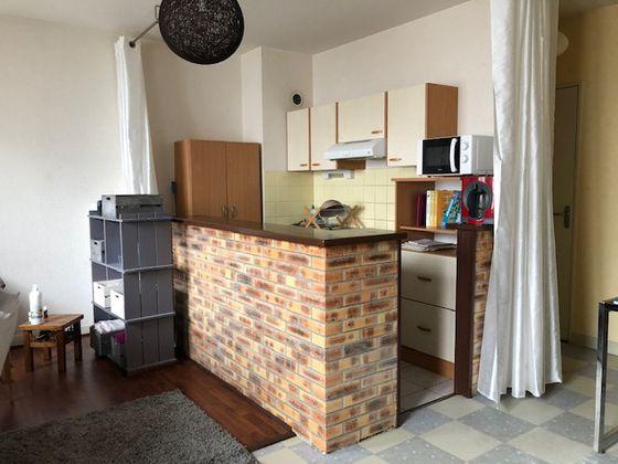 Vente studio 34 m2