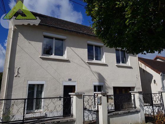 vente Maison 5 pièces 110 m2 Vierzon