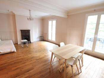 Appartement meublé 3 pièces 62,25 m2